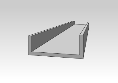 Aluminium Channel Cut to Size