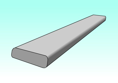 Stainless Steel Flat Bar Cut to Size